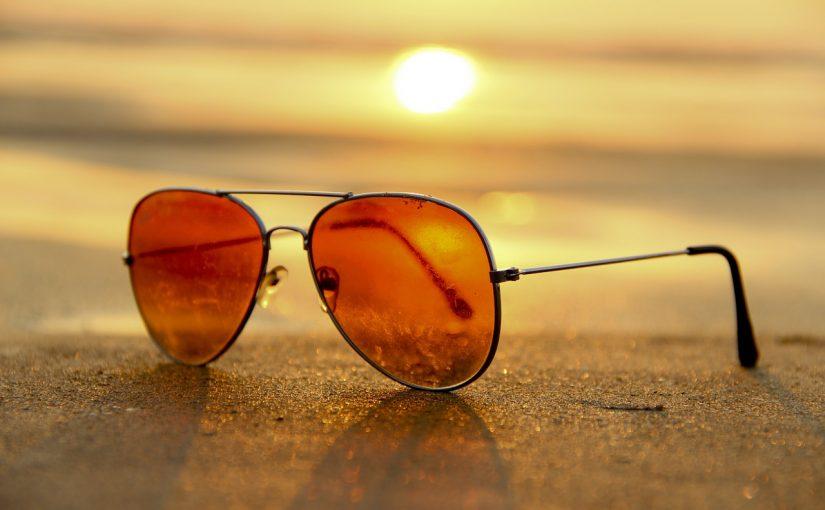 Die Geschichte der farbigen Brillen